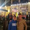 Entrando al Madison Square Garden in Manhattan per i New York Rangers-Columbus Blue Jackets  5-3