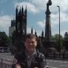 Davanti alla St Nicholas Cathedral