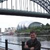 Lungo il Tyne a Quayside