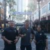 A Orlando downtown