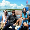 A Kissimmee, boat-tour