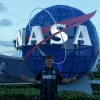 A Titusville, ingresso alla NASA