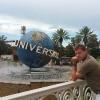 A Orlando, entrando agli Universal Studios