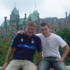 Parliament Hill, Canale Rideau con Rey