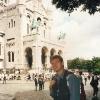 Montmartre , Basilique du Sacré Coeur