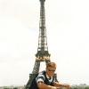 Tour Eiffel dal Trocadero