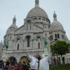 A Montmartre, a Sacré-Coeur declamando Dante