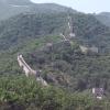 A Mutianyu, la Grande Muraglia