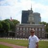 Independence Hall da Independence Park