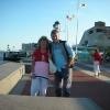 Penn's Landing con mamma