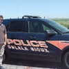 A Pine Ridge, all'Oglala Sioux Police Department