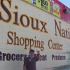 A Pine Ridge, al Sioux Nation Shopping Center