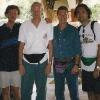 Bavaro Resort con Stefano, Paolo e Andrea