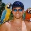 Bavaro, spiaggia e pappagalli