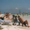 Bavaro, spiaggia e bimbi locali