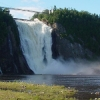 A Beauport, Montmorency Falls