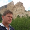 A Crazy Horse Memorial
