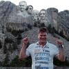 A Mount Rushmore, rivisitazione interista by Marco Signorelli