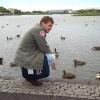 Tjornin, il lago di città