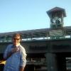 A Belmont, Caltrain Station