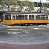 Market Street, Tram milanese