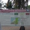 Verso la spiaggia di La spiaggia di El Escambron