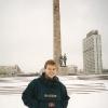 Piazza della Vittoria e Monumento agli Eroici Difensori di S.Pietroburgo