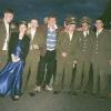 Allievi ufficiali dell'Armata Rossa lungo la Fontanka