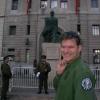 Monumento a Salvador Allende a La Moneda