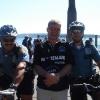 Alaskan Way, police