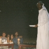 Deserto Sinai, cena beduina