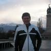 Giardini Borissova, Monte Vitosha e monumento all'Armata Rossa