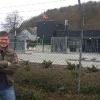 Davanti alla base Nato Joint Warfare Centre