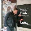 In Drottninggatan, specialità locali
