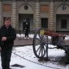 Palazzo Reale, la Guardia