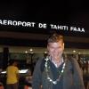 Arrivo all'aeroporto FAAA