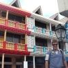 A Papeete, verso il mercato