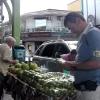 A Papeete, Mercato