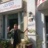 A Tbilisi, al Cafe Palermo in Avlabari