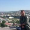 A Tblisi, panorama dalla collina Sololaki