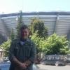 A Tbilisi, allo Stadio Dinamo