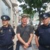 A Tbilisi, polizia georgiana in Marjanishvili