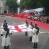 A Tbilisi, alla parata per il centenario dell'Indipendenza in Liberty Square