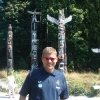 Stanley Park, Totem Poles