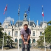 A Vannes, il Municipio in hôtel de ville in piazza  Maurice Marchais,
