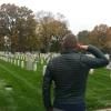 Ad Arlington, onore ai caduti