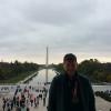 A Washington, colpo d'occhio sulla Reflecting Pool