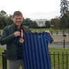 A Washington, alla White House e viva l'Inter!
