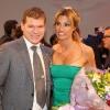 Con Annalisa Minetti