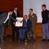 Antonio Rossi premia Luca Galimberti